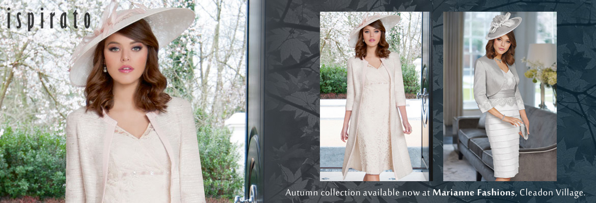 ispirato autumn collection mother of the bride cleadon village sunderland north east