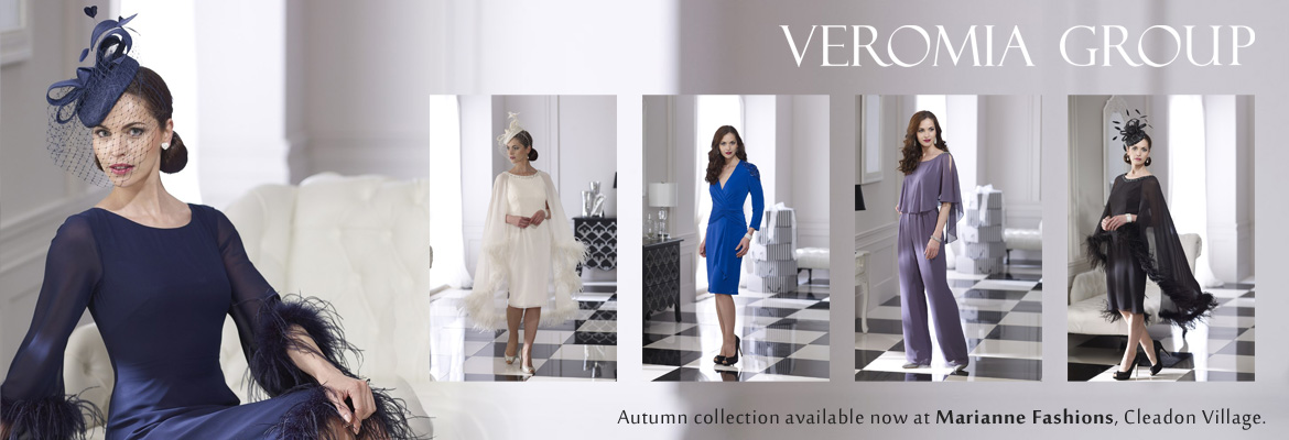veromia mother of the bride autumn collection dresses evening wear