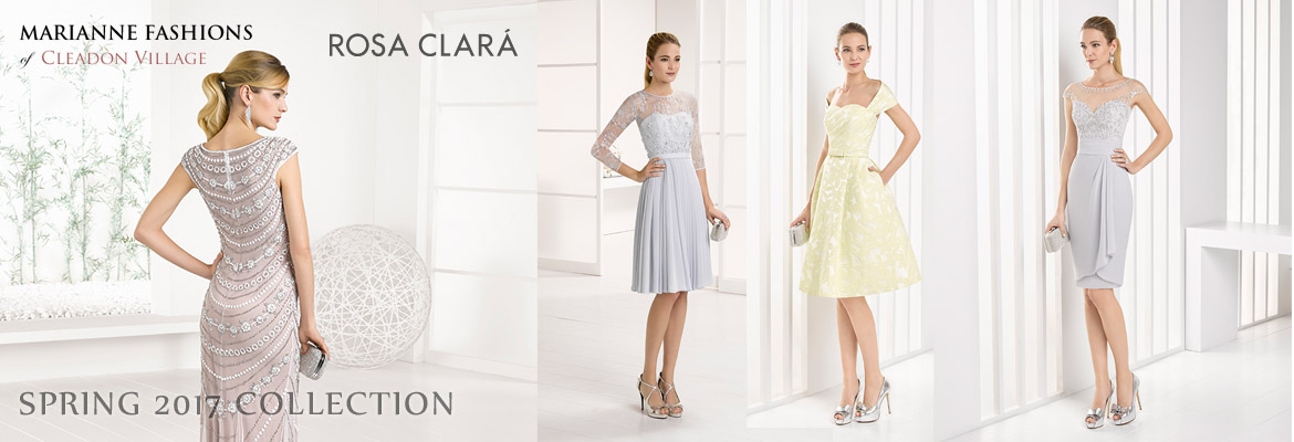 rosa clara 2017 collection designer mother of the bride
